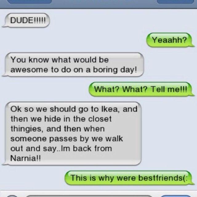 LOL!! Hilarious!