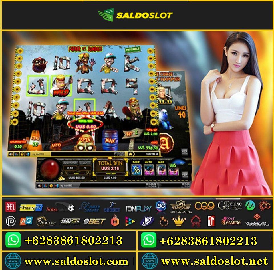 Pin Di Saldoslot Situs Judi Game Slot Online Terlengkap