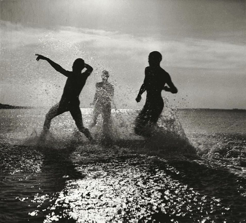 Herbert List: North Sea (1934)
