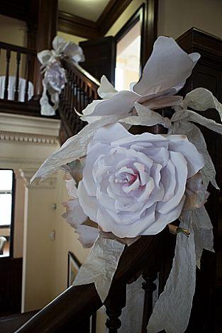 Paper flowers by molly ryle ocean springs ms my wedding paper flowers by molly ryle ocean springs ms mightylinksfo