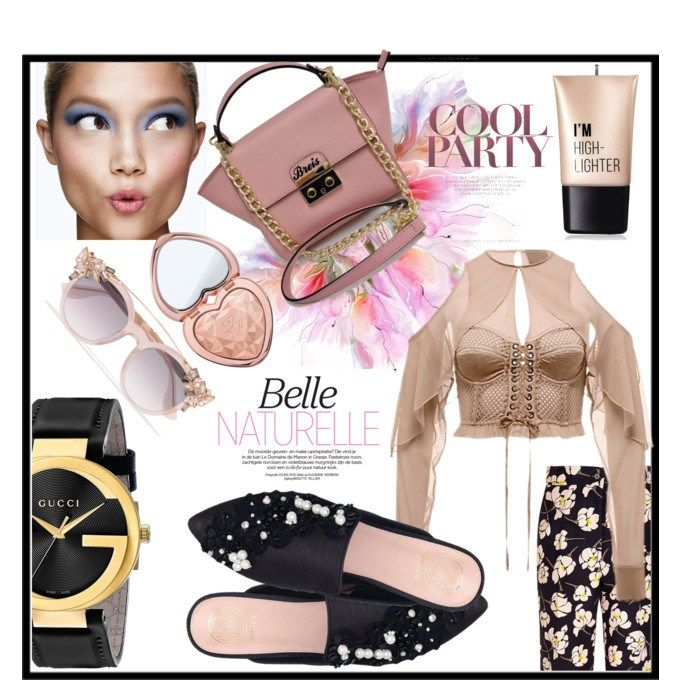 1 OUTFIT of April - BELLE NATURELLE