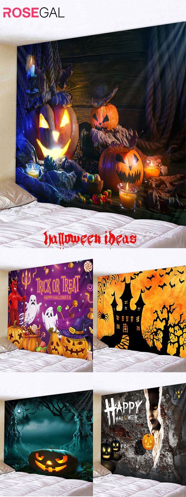 Free shipping over 45, up to 75 off, Rosegal Halloween