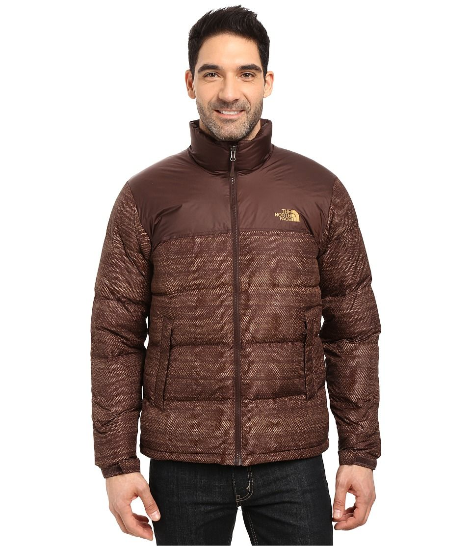 The North Face Nuptse Jacket Coffee Bean Brown Twitch Print Coffee Bean Brown Prior Season Men Modesens North Face Nuptse Jacket North Face Nuptse The North Face [ 1120 x 960 Pixel ]