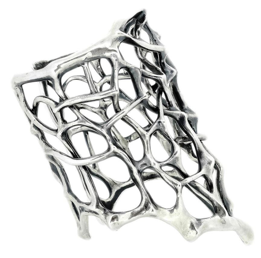 John Brevard Thorn Silver Ring WDofWyAn1