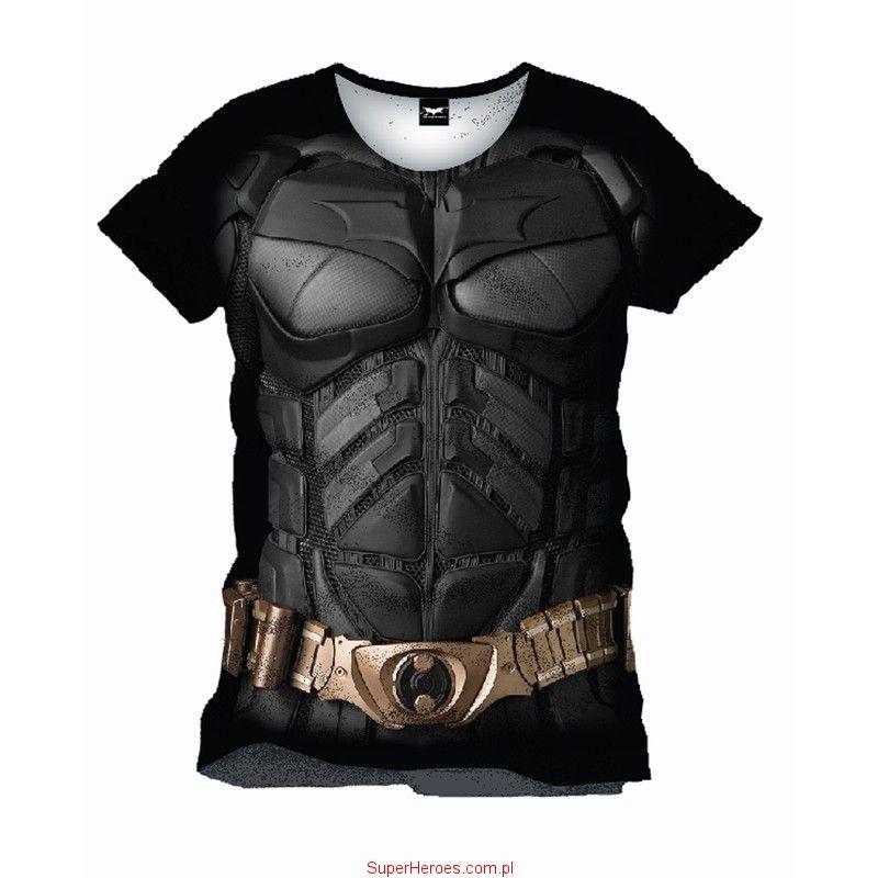 11a6d536598669 Koszulka Batman zbroja Mroczny Rycerz | DC Comics | Mroczny rycerz ...