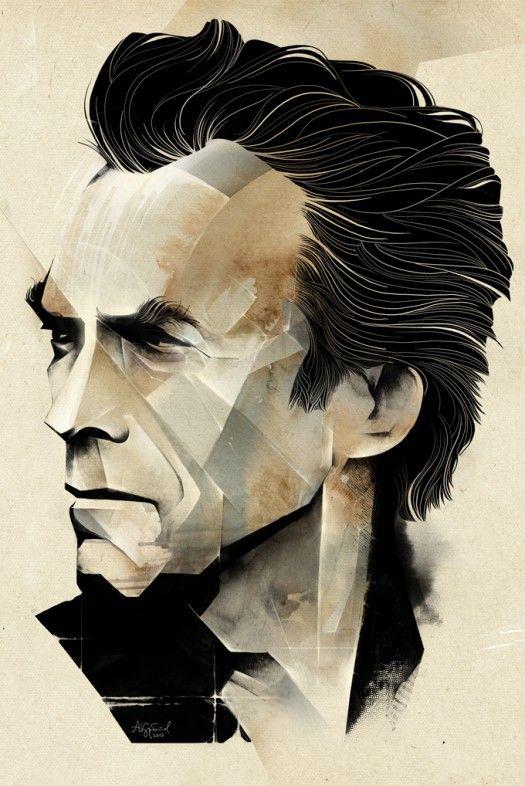 Alexey Kurbatov, Clint Eastwood
