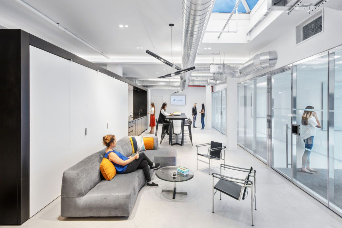 Argo group offices new york city office snapshots