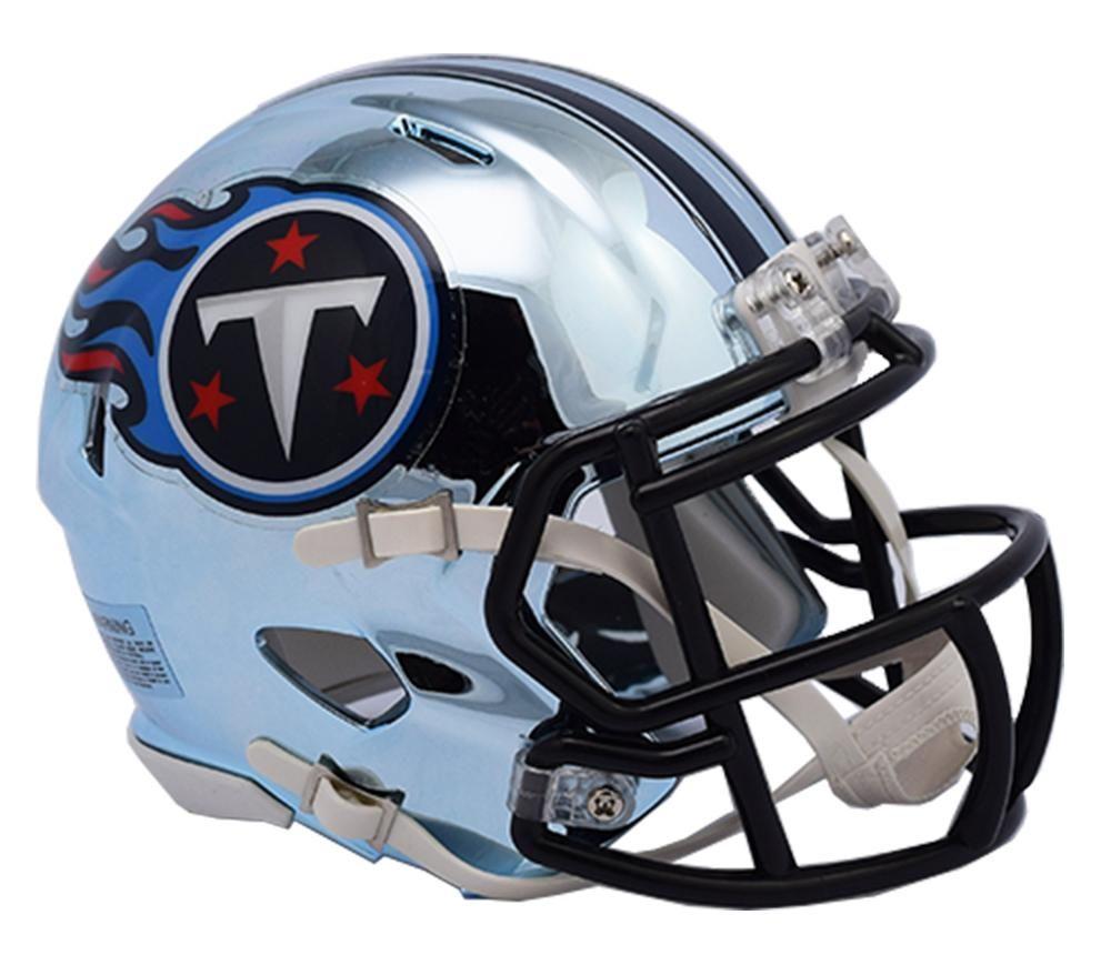 NFL Tennessee Titans Team Speed Mini Chrome Alternate