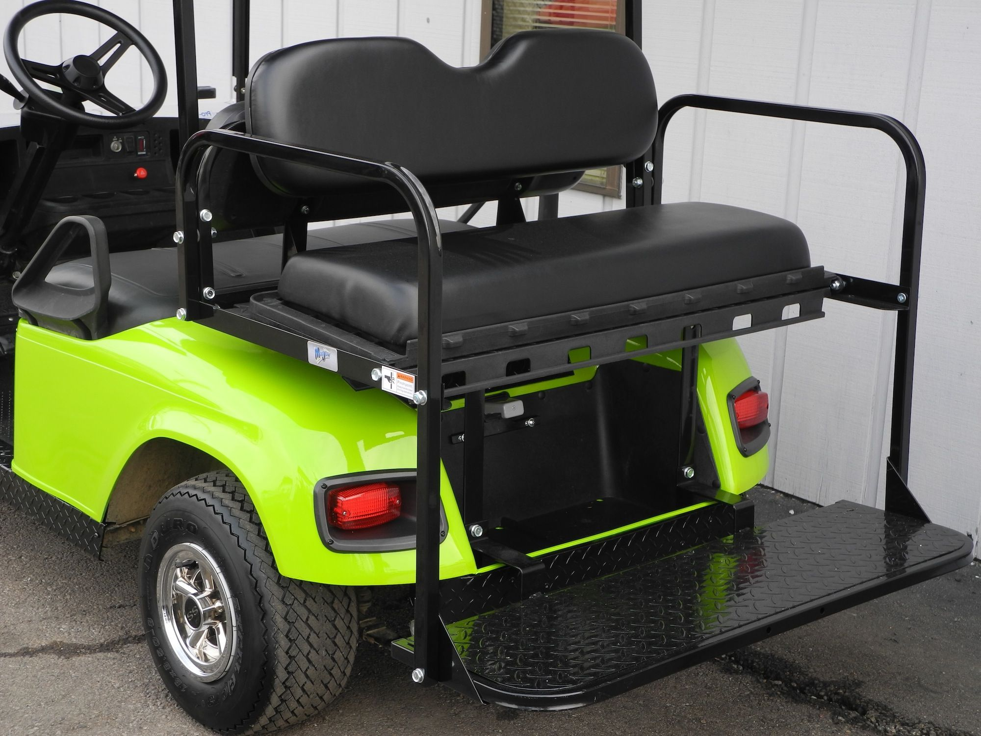 We sell A LOT of golf car rear flip seats. And our opinion for the New Yamaha Golf Cart Frame Html on used golf cart frame, ezgo golf cart frame, par car golf cart frame, gem golf cart frame, hyundai golf cart frame, golf cart aluminum frame, stripped down golf cart frame, gas golf cart frame, cushman golf cart frame, club car golf cart frame, make golf cart frame, harley golf cart frame, limo golf cart frame,