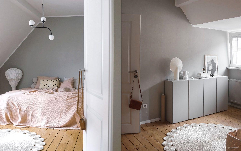 Ikea Ivar Schrank Lackieren So Geht S Kolorat In 2020 Wandfarbe Schlafzimmer Ikea Wandfarbe Wohnzimmer