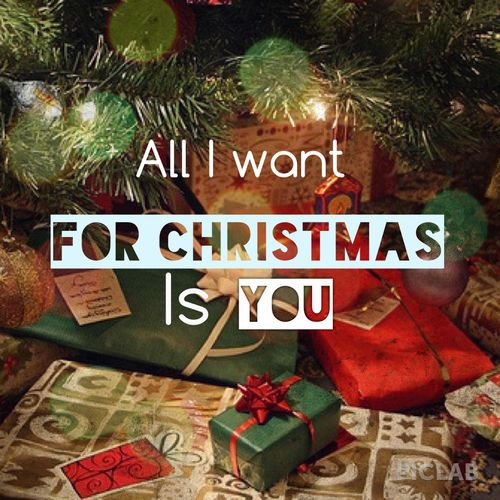 All I Want For Christmas Is You Christmas Lyrics Holiday Decor Christmas Holiday Cookies Christmas