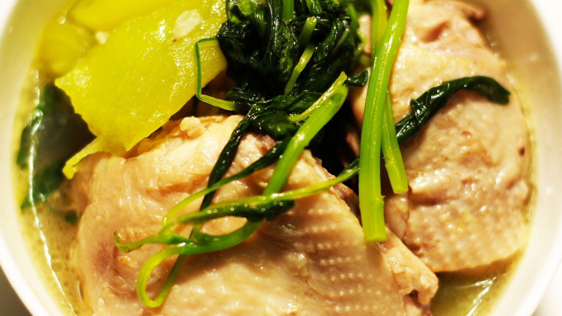 How to Cook Tinola Recipe (Tinolang Manok)
