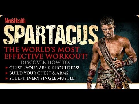 spartacus fitness world
