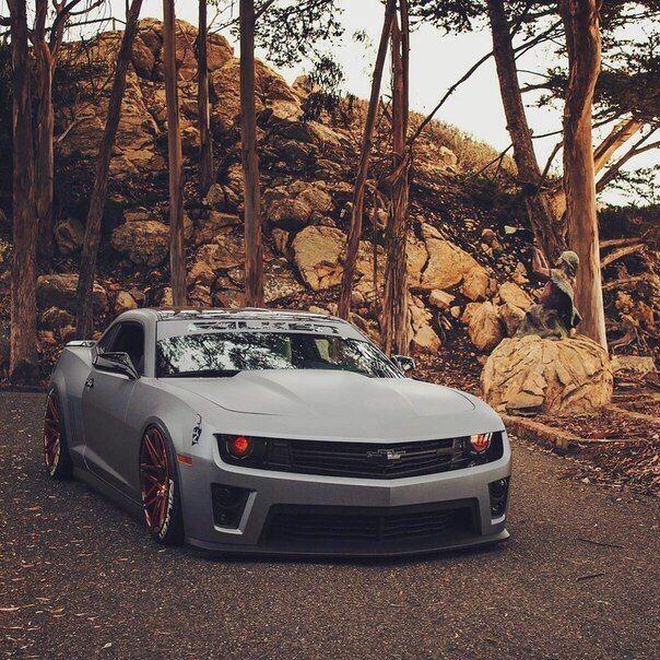 АВТО | ТЕМА | ИНФО Chevrolet Camaro