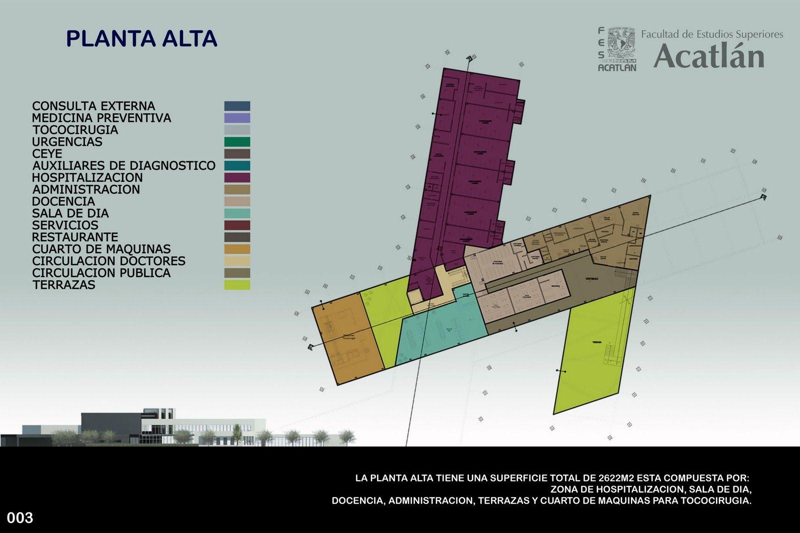 Taad taller de arquitectura arte y dise o hospital for Arte arquitectura y diseno definicion