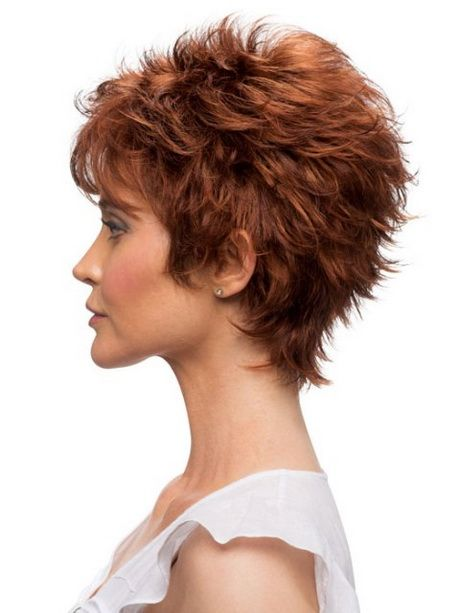 Short Haircut For Women Over 60 Haircuts Short Spiky