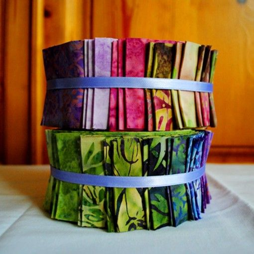 Think this is from Moda too...?  Woodland Jelly Roll  Falling in love with Moda #fabric :0) This ones called Pot Luck 1  #material, #quilting #quiltmaking #quiltfabric