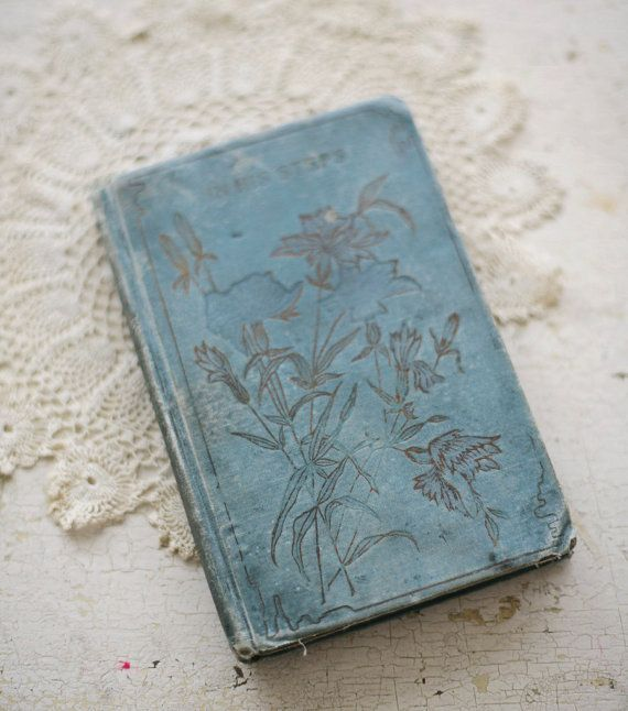 ~ lovely antique book (and great etsy shop)