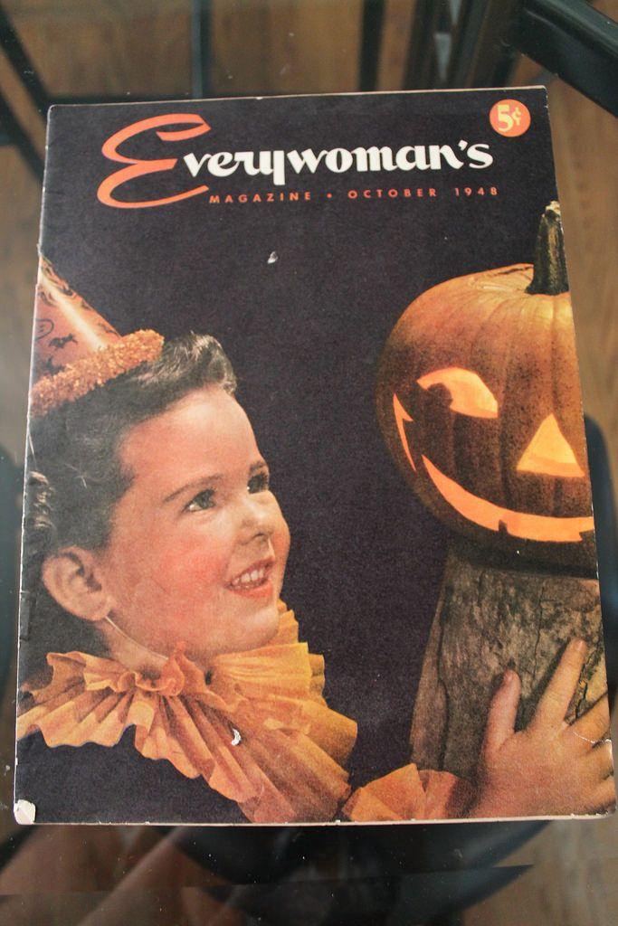 Halloween Themed Magazine | by ghostofhalloweenspast