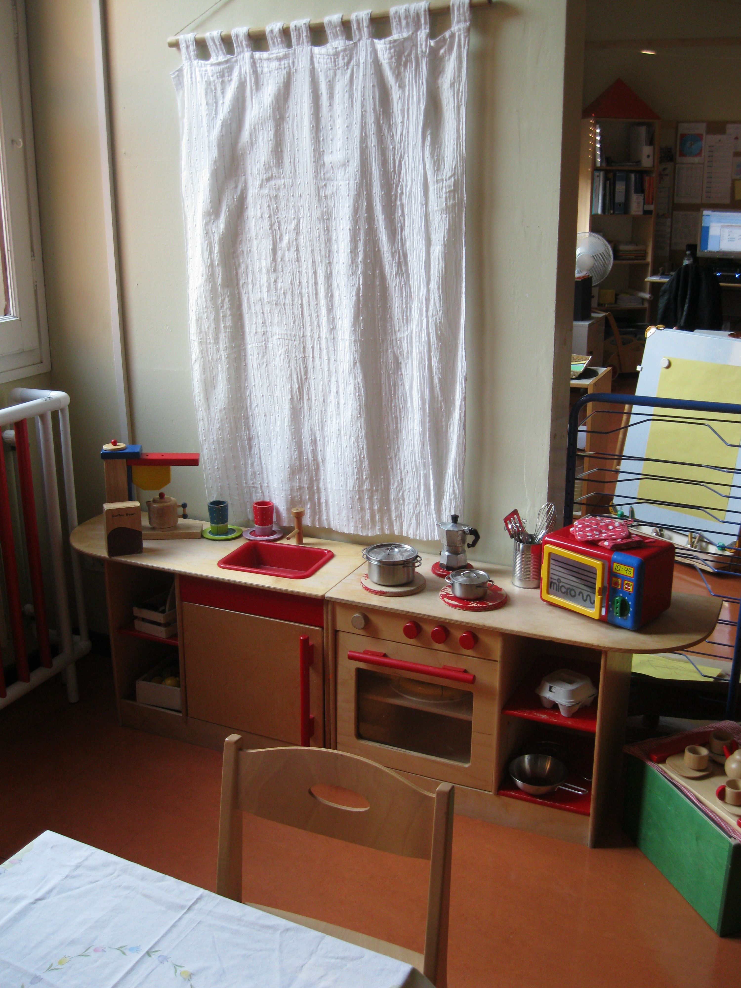 Early Years Role Play Areas