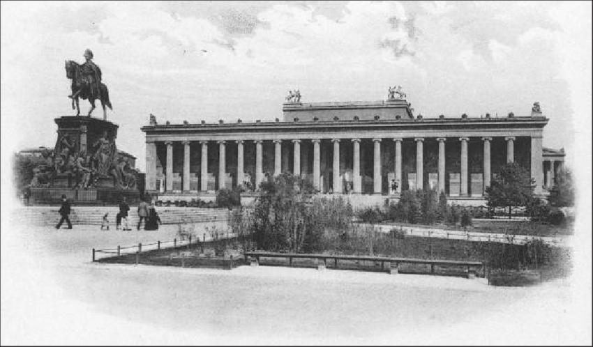 Altes Museum Berlin Built 1823 1829 Architect Karl Friedrich Download Scientific Diagram Art Schilderij Museum Dagjeuit Museum Architect Berlin