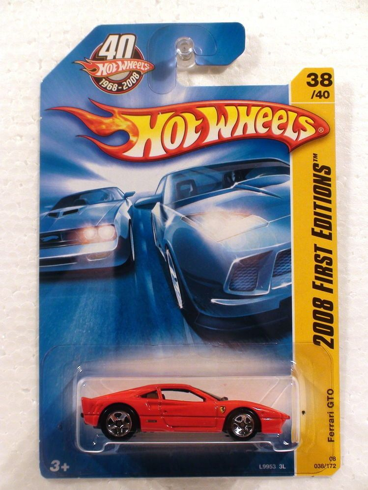 Hot Wheels Audi R8 2008 First Editions