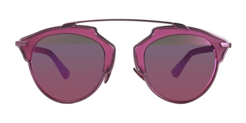 aed2ee7f03 Dior SoReal Pink   Pink Lens Mirror Sunglasses