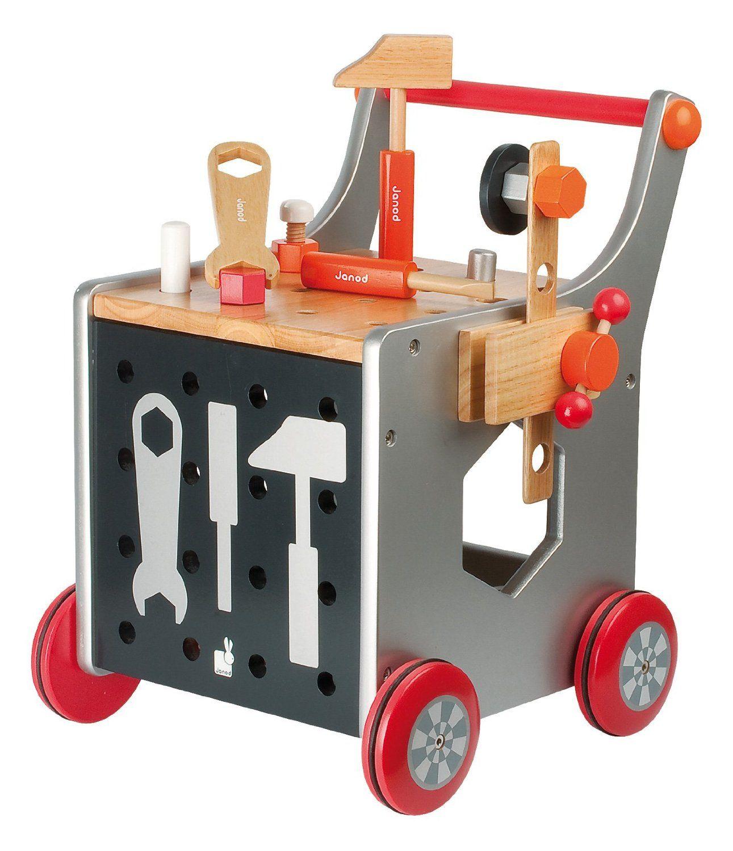 Amazoncom Juratoys Mon Premier Chariot Bricolo Toys & Games