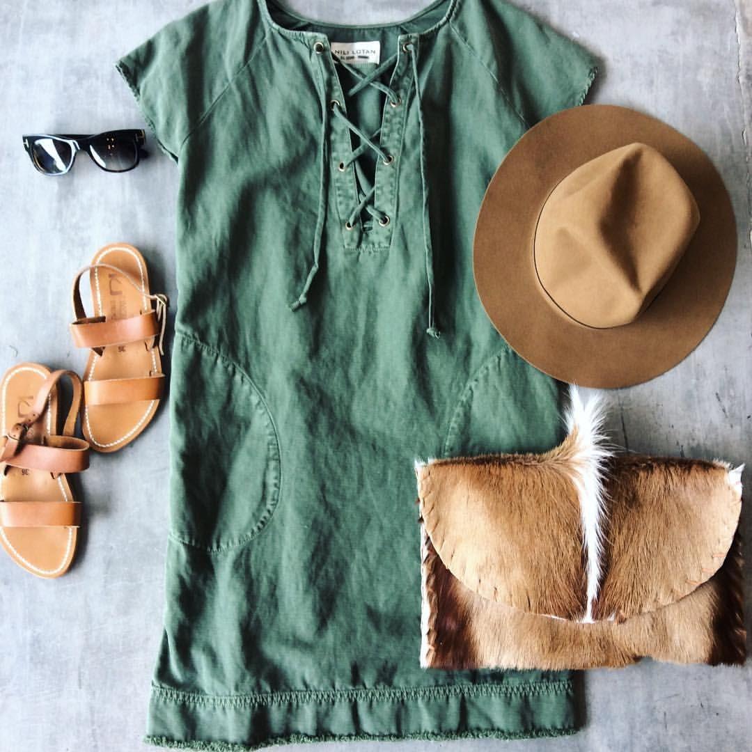 Safari vibes❤️ #streetstyle #lookoftheday #ootd #everydayisarunway #styling #stylist #ER #filùhats #kjaques #tomford #nililotan