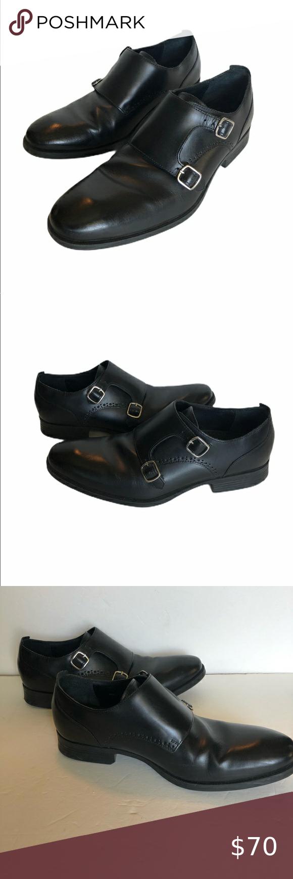 Cole Haan Warner Grand Monk Black Dress Shoes Black Dress Shoes Cole Haan Shoes Dress Shoes [ 1740 x 580 Pixel ]