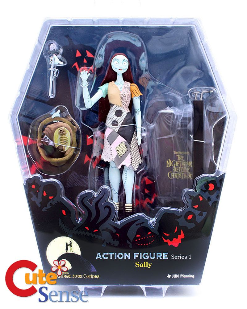 the nightmare before christmas action figures google search - Nightmare Before Christmas Action Figures
