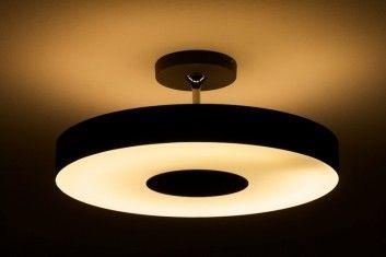 Warm weißes Licht mit einer Philips Deckenlampe | Lampen ...