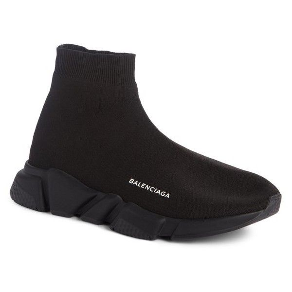 Balenciaga Men's Speed High Slip-On pMYHCrbvEI