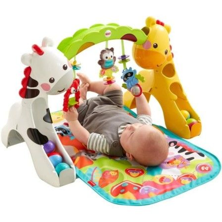 idée cadeau bébé 6 mois à 1 an : tapis d'eveil unmaxdidees