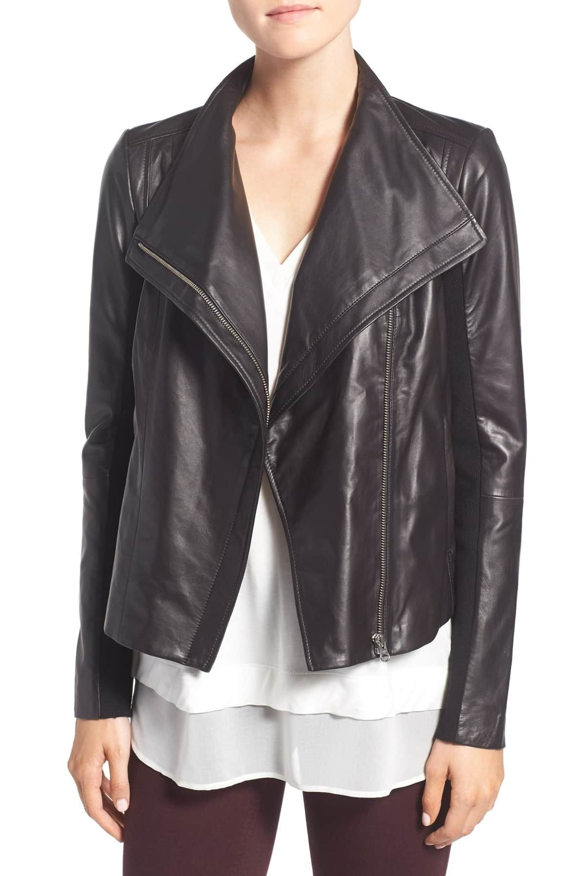 Chelsea28 Leather Moto Jacket Nordstrom Leather Moto Jacket Moto Jacket Leather Moto [ 1794 x 1170 Pixel ]