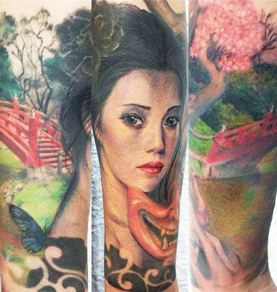 Woman Tattoo By Joshua Gomez Post 10265 Tattoos For Women World Tattoo Tattoos 800 x 1000 jpeg 62 кб. pinterest