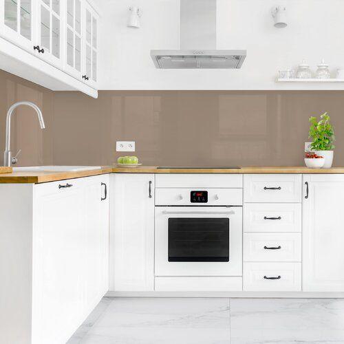 Photo of Ebern Designs Hart-Kunststofffolie Spritzschutzpaneel Selbstklebend Banbury | Wayfair.de