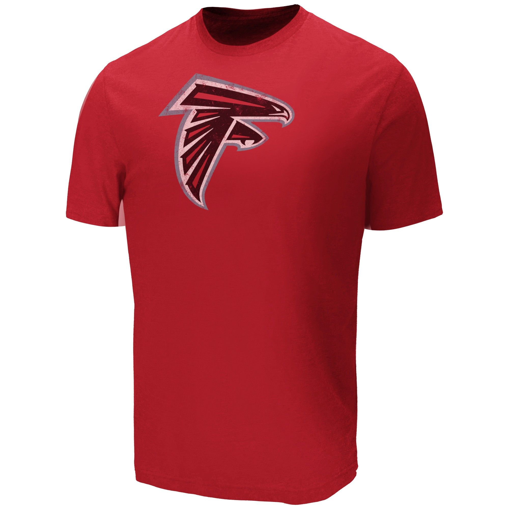 9db4407874 Atlanta Falcons Men's Target Sueded Cotton T-Shirt XXL, MultiColored ...