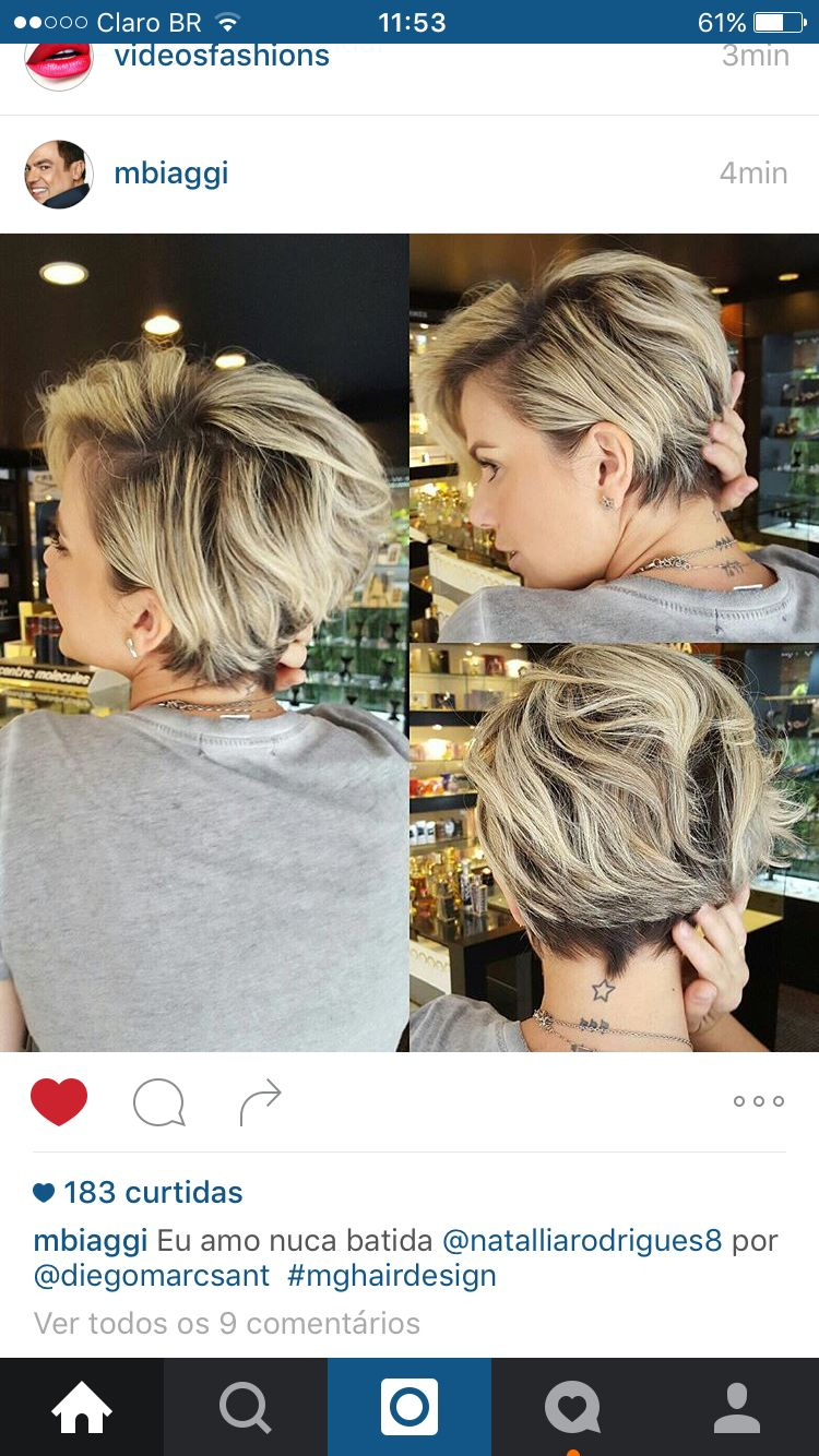 Pin by fallyn armstrong on new hair dont care pinterest hair
