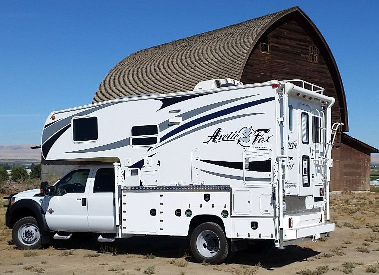 Super Duty Camper Hauler Interesting Base Compartments Before The