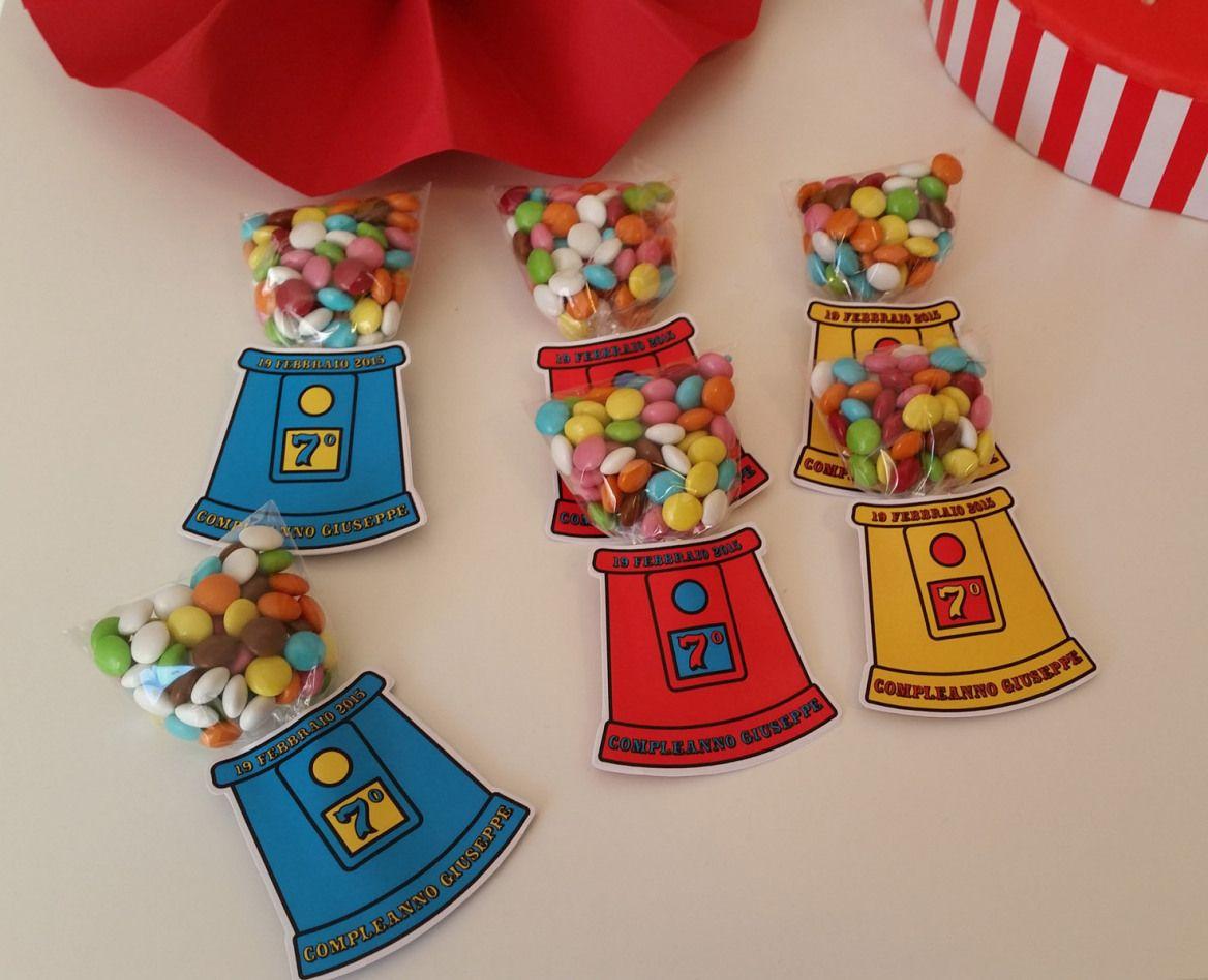 Gadget Festa Bambini Circo Pinterest Birthday Bag Birthday