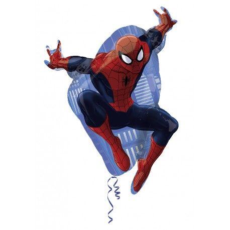 Globo foil helio Spiderman