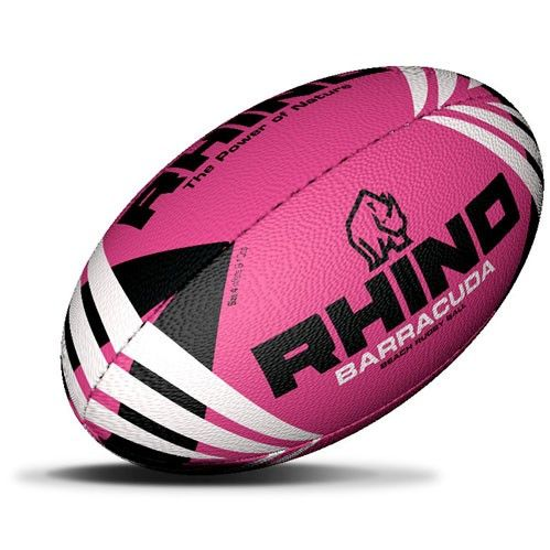 Barracuda Beach Rugby Ball Size 4specially Engineered Beach Ball With Water Repellent Rubber 2 Ply Strength Enhance Rugby Ball Rugby Training Rugby Equipment