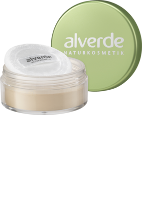 Mineral Puder natural 02, 10 g | Minerals and Natural