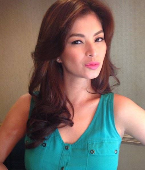 Angel Locsin Profile Pictures Facebook Hairstyle Hair Styles Asian Hair