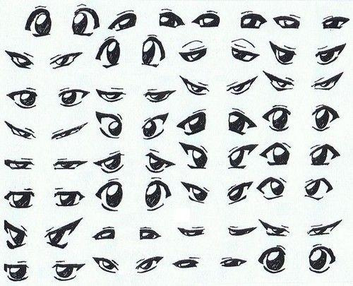 Future Mangakas Photo Manga Lessons Types Of Eyes Manga Eyes Anime Drawings Anime Eyes