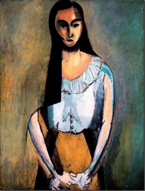 Henri Matisse (Francia), La Italiana