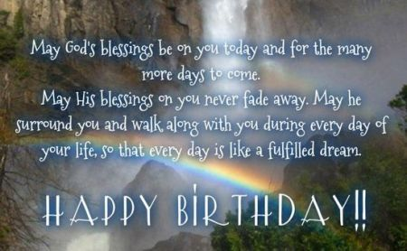 Happy Birthday Messages for Facebook