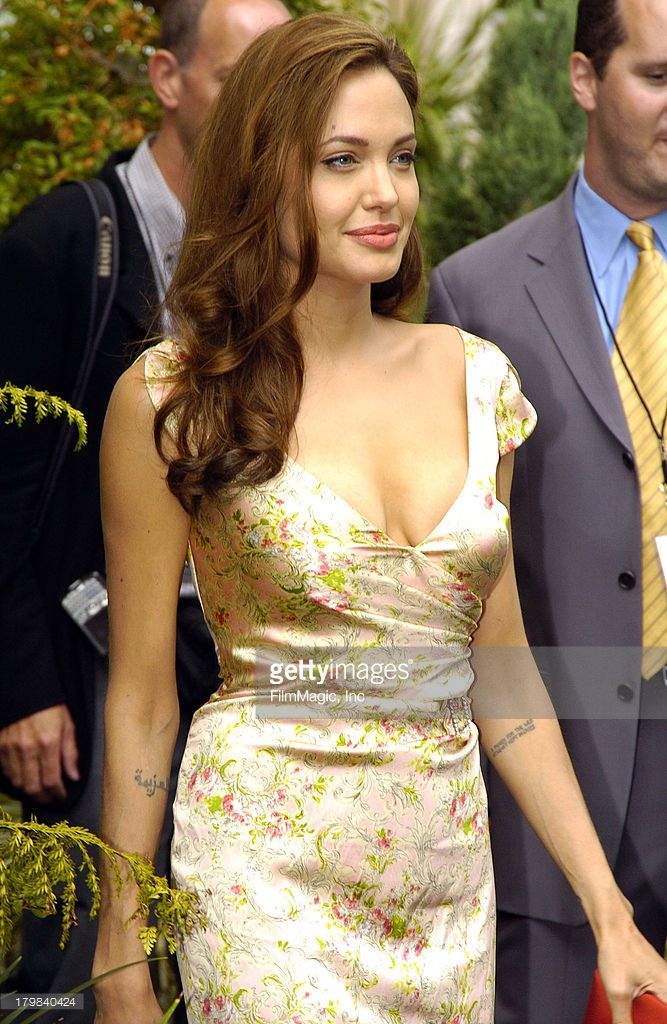 cde4c366ac67e Angelina Jolie during 11th Annual Premiere Women In Hollywood Lunch at Four  Seasons in Beverly Hills