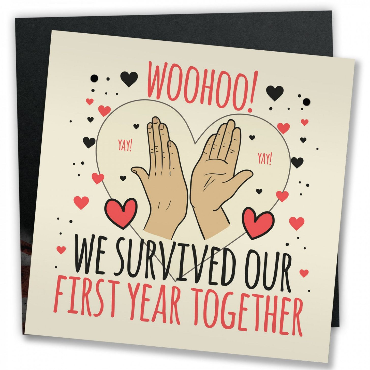 11st Anniversary Card First Anniversary Gift For Him Her Plaque 1st Anniversary Cards First Anniversary Gifts Anniversary Cards For Him
